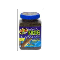 Zoo Med Aquatic Frog & Newt Diet 9oz