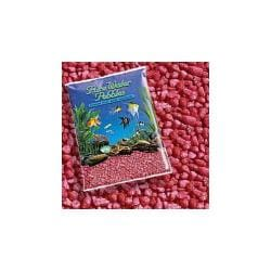 Pw Pebble Color Currant Red 5lb 6pk