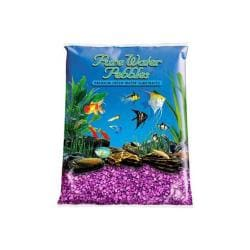 Pw Pebble Color Purple Passion 5lb 6pk