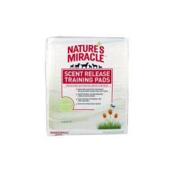 Natures Miracle Flowering Meadow Scent Pad - 50ct