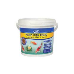 Api Pond Fish Food 4mm Pellet 25oz