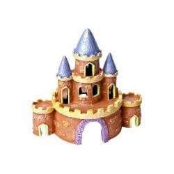 Glofish Castle Ornament - Large