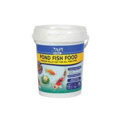 Api Pond Fish Food 4mm Pellet 6.6oz