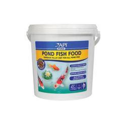 Api Pond Fish Food 4mm Pellet 4.2lb