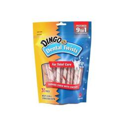 Dingo Dental Twists For Total Care 35pk