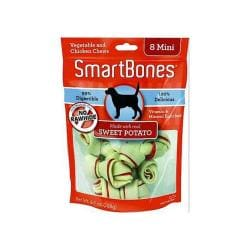 Smart Bone Sweet Potato Medium Bone 4pk