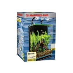 5 Gallon Contour Aquarium Kit