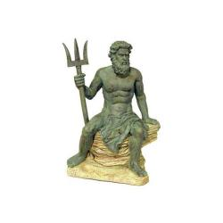 "Poseidon Statue Large 14"""