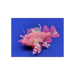 Floating Lionfish Large - Pink