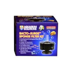Bacto - surge Foam Filter Small