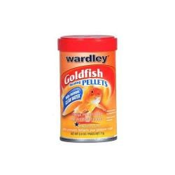Goldfish 10 Pellets - Small 2.5oz