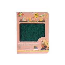"Terrarium Cage Carpet 24x12"" - Assorted 2pk"