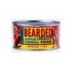 Bearded Dragon Adult Formula Food 6oz (can)