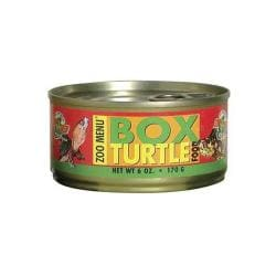 Box Turtle Food 6oz (can)