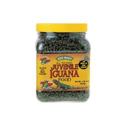 Iguana Juvenile Soft - moist Pellets 10oz (jar)