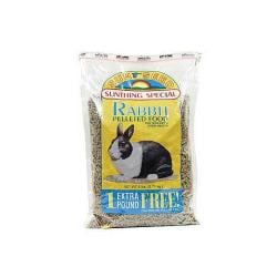 Rabbit Pellets 6lb (6pc)
