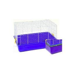 "2025 Rabbit & Guinea Pig Cage 23x14x15"""