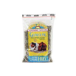 Guinea Pig Pellets 2.5lb (6pc)