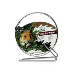 """Hamster Wheel 7"""" (metal)"""