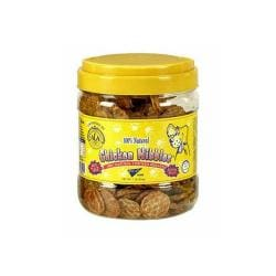 Pet Center Chicken Breast Nibbles 16oz Cannister