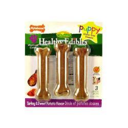 Healthy Edibles Puppy Swt Po/tky Reg 3pk
