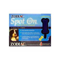 Zodiac Spot - on Medium Dog 4 Month