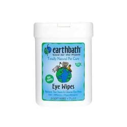 Earth Bath Eye Wipes For Dogs 25ct