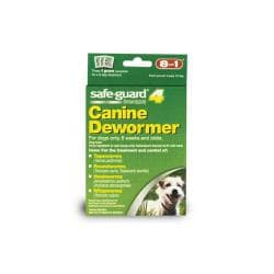 8in1 Safeguard Wormer For Small Dogs 1gram