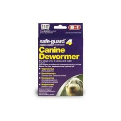 8in1 Safeguard Wormwer For Medium Dogs 2gram