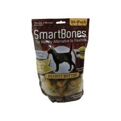 Smart Bone Peanut Butter Mini Bone 24pk