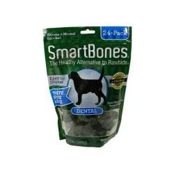 Smart Bone Dental Mini Bone 24pk