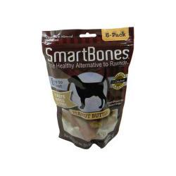 Smart Bone Peanut Butter Small Bone 6pk