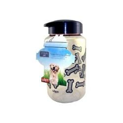 Plastic Treat Jar With Lid 128oz