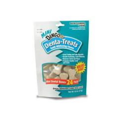 Denta - treats Chews Mini 24pk - 9.6 Oz