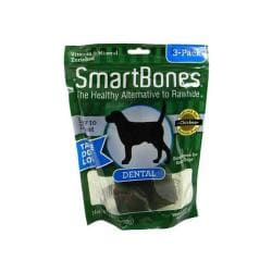 Smart Bone Dental Large Bone 3pk