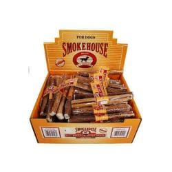 "Display Box Bully Sticks 6.5"" 60ct"