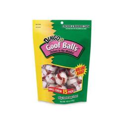 Dingo Goof Balls 15 Count Value Bag