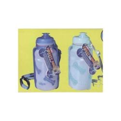Thirsty Dog Portable Water Bottle & Bowl 20 Oz