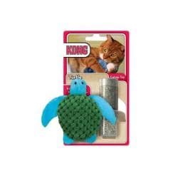Refillable Catnip Turtle