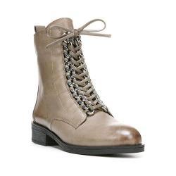 Women's Fergie Footwear Nemo Boot Grey Leather