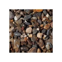 "Super Natural Essentials Freshwater Gravel Blue Ridge 1/4"" 5/5lbs"