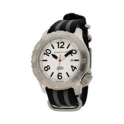 Men's Momentum Watch Torpedo NATO Watch White/Striped NATO