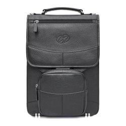 MacCase Premium Leather Flight Case - Fully Optioned Black