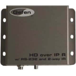 Gefen HDMI, RS-232 and bi-directional IR Extender over IP - Receiver