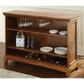 Maxwell Home Bar with Foot Rail