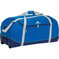 High Sierra 36in Wheel-N-Go Duffel Royal Cobalt/True Navy