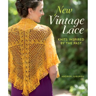 Interweave Press-New Vintage Lace