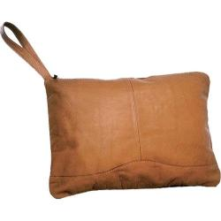David King Leather 103 Envelope Tan