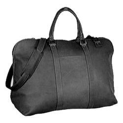 David King Leather 297 Duffel Black