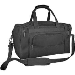 David King Leather 309 Mini Duffel Black